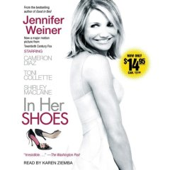 In Her Shoes CD